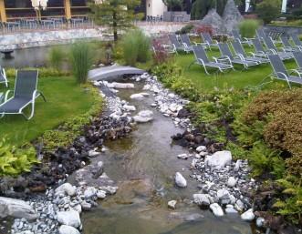 Strakke vijver aanleggen valle verzasca for Vijver laten aanleggen